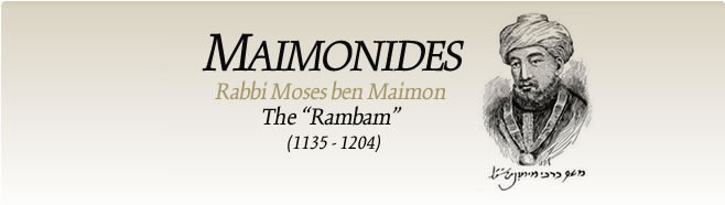 the controversy of the works of maimonides a jewish philosopher Maimonides rabbi moshe ben maimon (1135 - 1204), רבי משה בן מיימון, known commonly by his greek name maimonides, was a jewish rabbi, physician, and philosopher many jewish works refer to him by the acronym of his title and name, rambam (הרמבם in hebre.